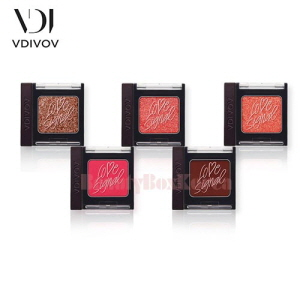 VDIVOV Eye On Shadow 2g [Love Signal Collection],VDIVOV